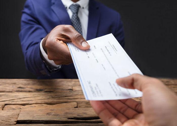 délai encaissement chèque