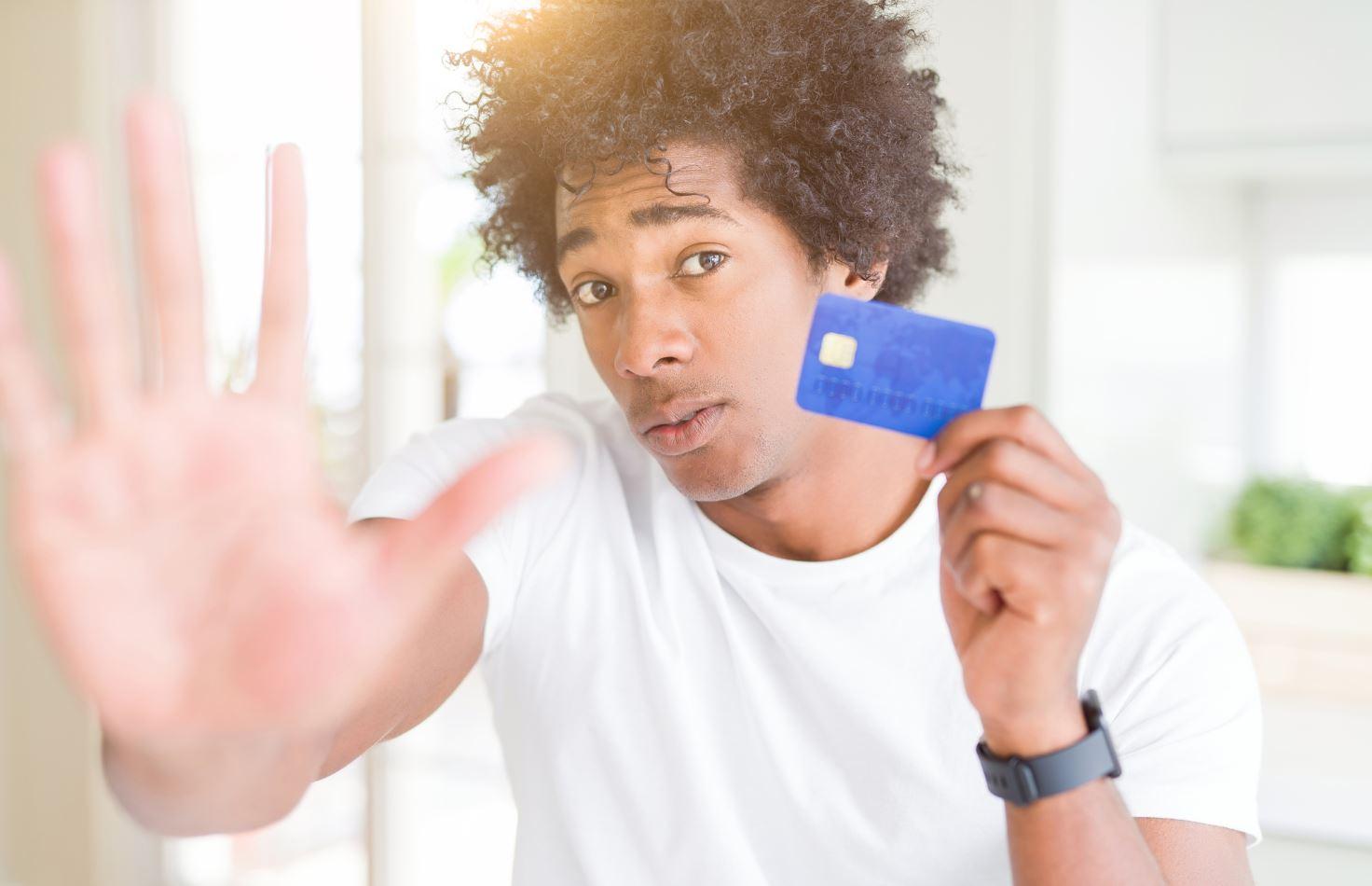 Carte Bancaire Stop