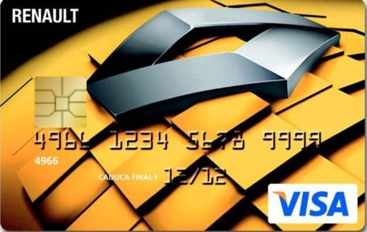 Renault Visa