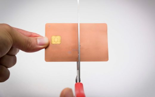 Couper Carte Crédit Interdit Bancaire