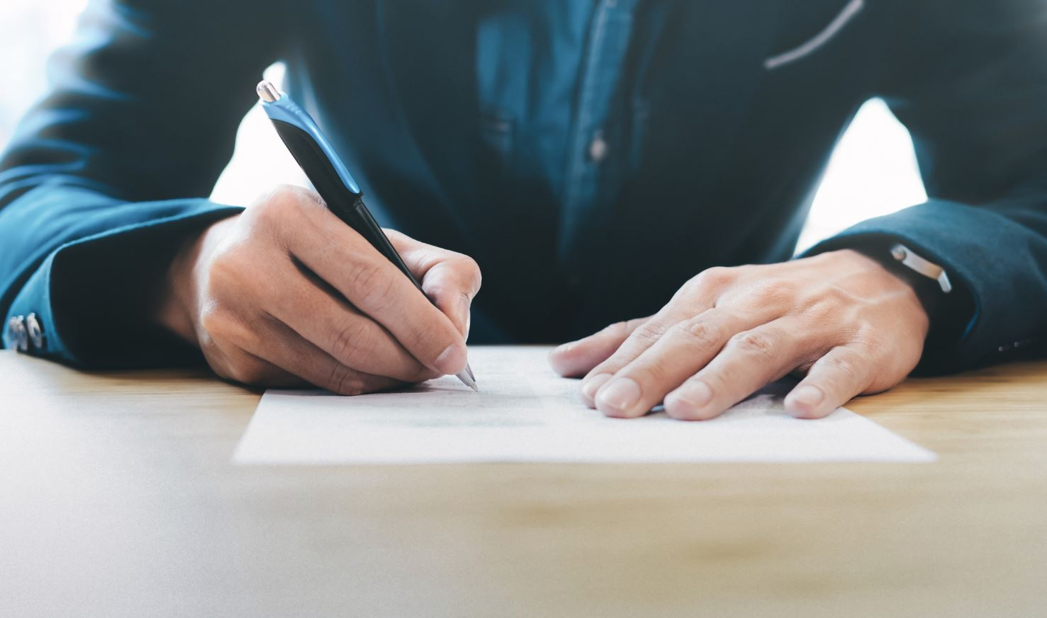 Ecrire Courrier Lettre
