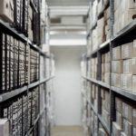 Conservation Document Entreprise Fermee