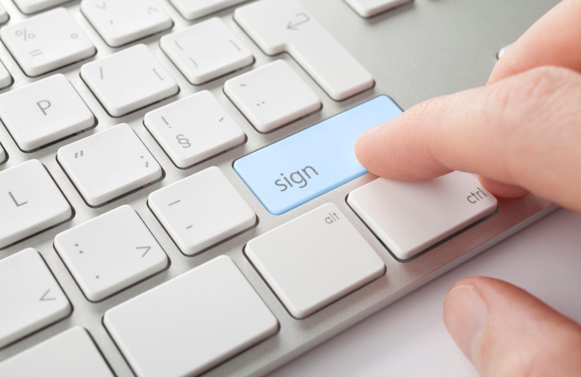 Signature électronique Dématérialisation