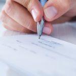 Rédiger Chèque